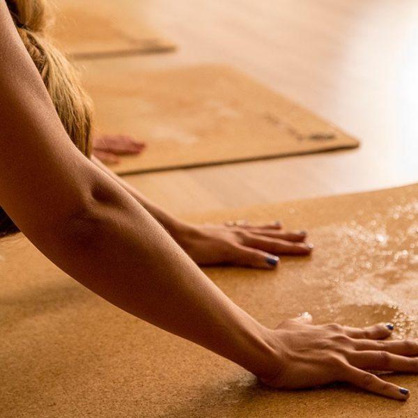 Hot Yoga Studio beginner yoga classes Newcastle Upon Tyne Northeast